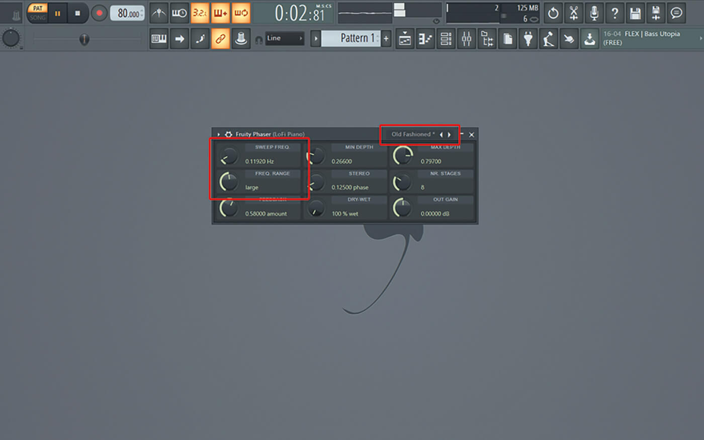 MT208 FLT Studio Lo-Fi Beats TUT 14