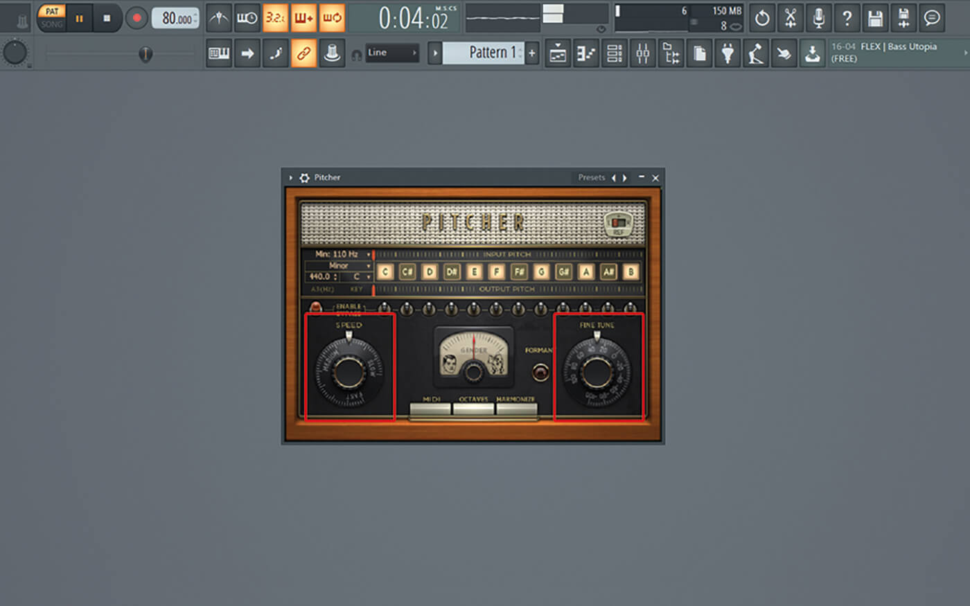MT208 FLT Studio Lo-Fi Beats TUT 15