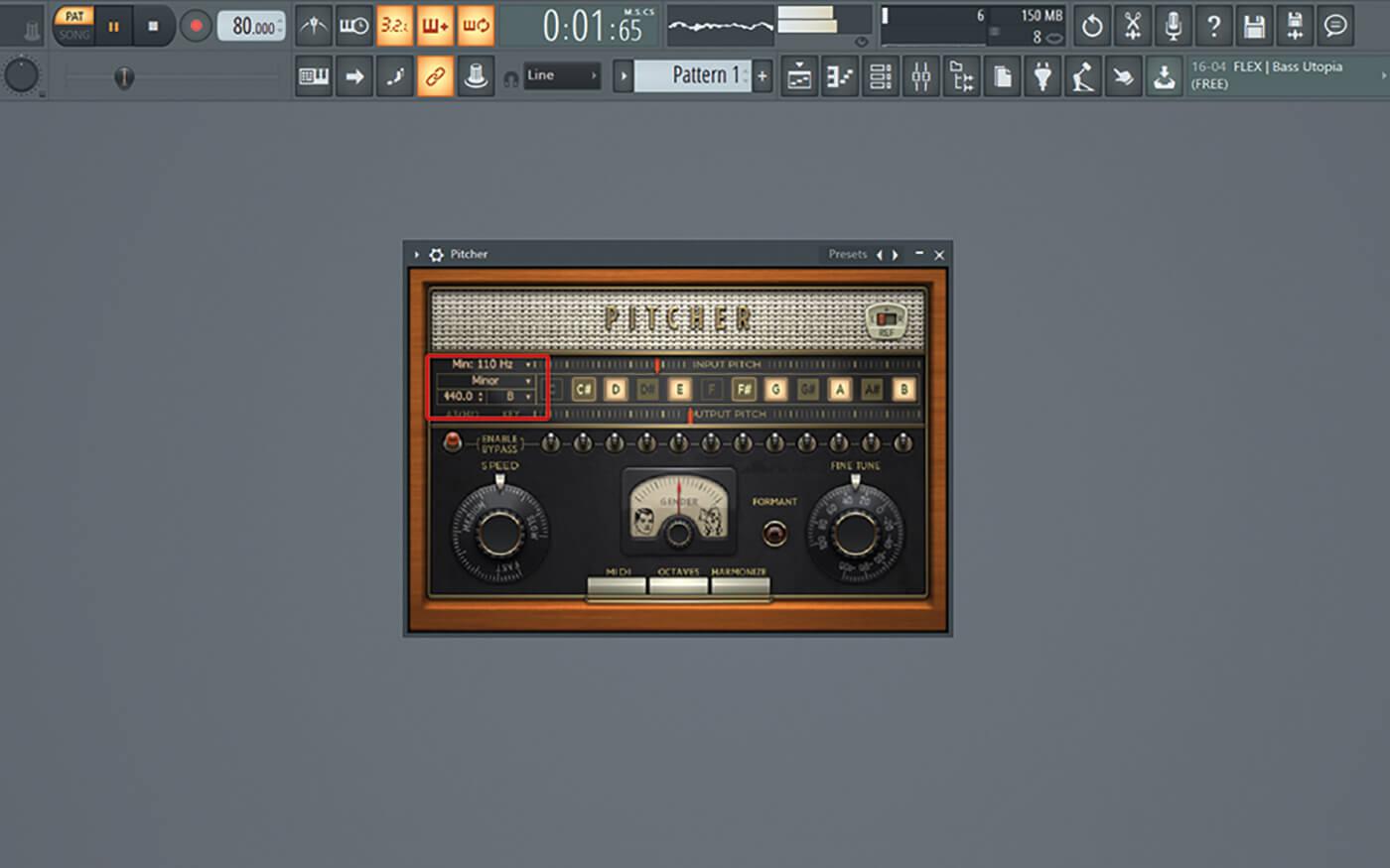 MT208 FLT Studio Lo-Fi Beats TUT 16