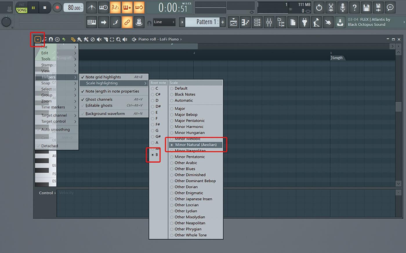 MT208 FLT Studio Lo-Fi Beats TUT 5