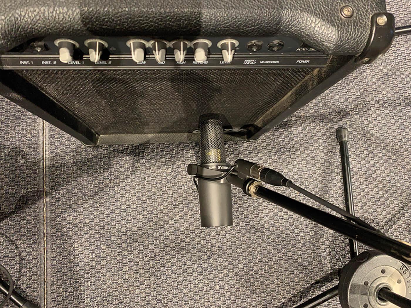 Recording Guitars In Studio One 10
