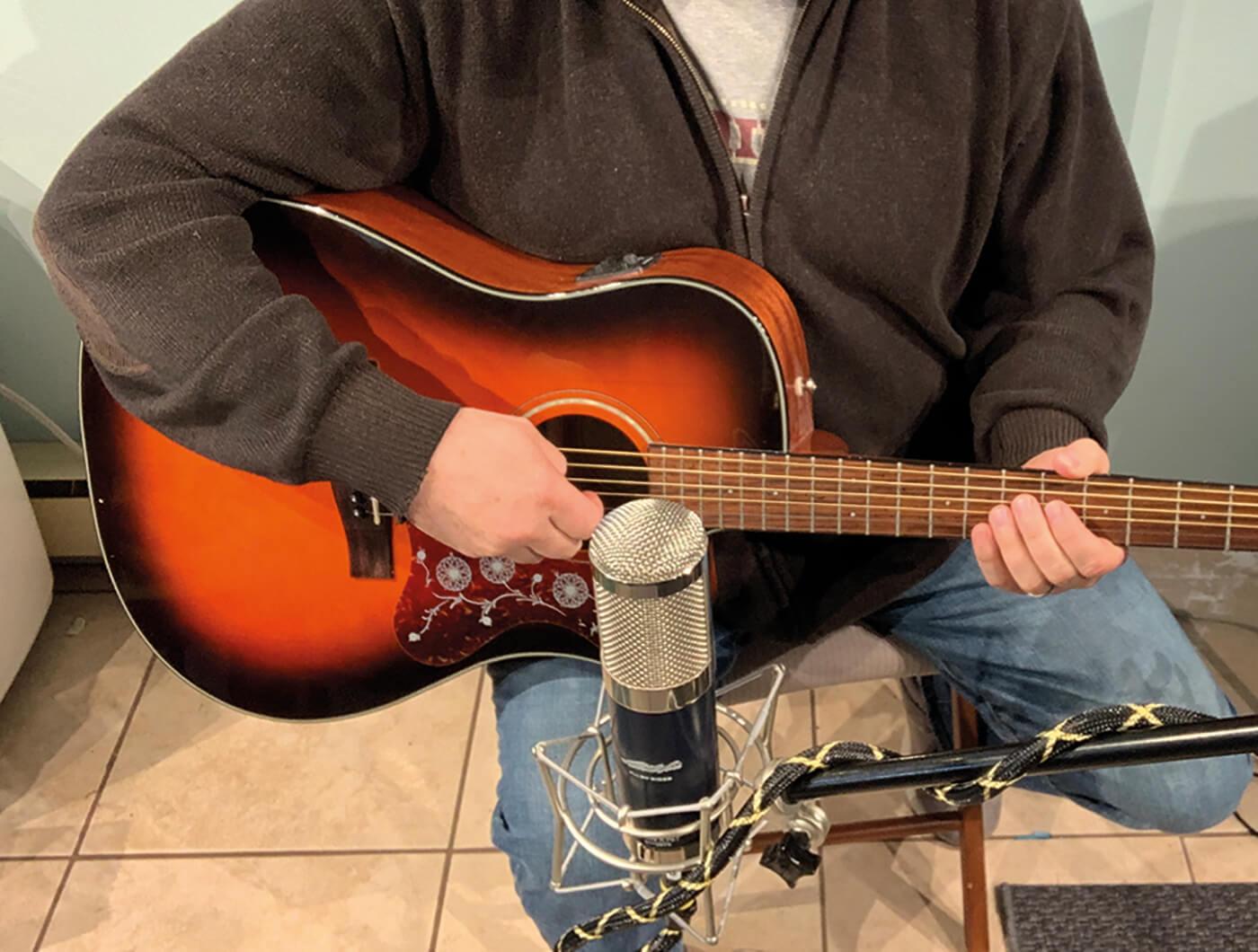 Recording Guitars In Studio One 5