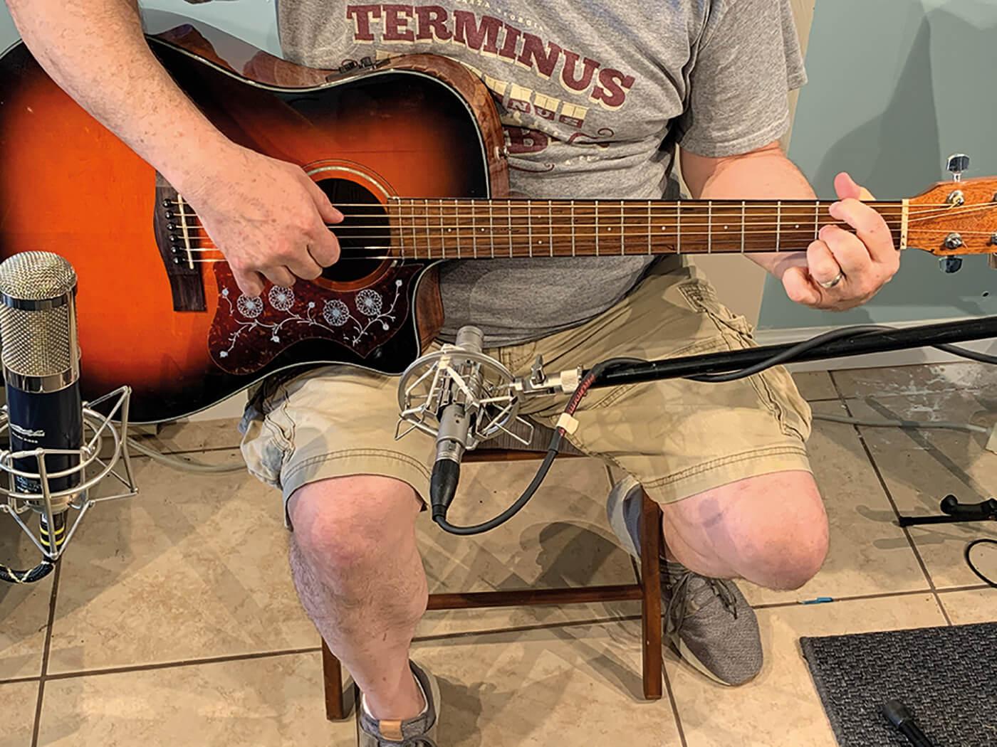 Recording Guitars In Studio One 6