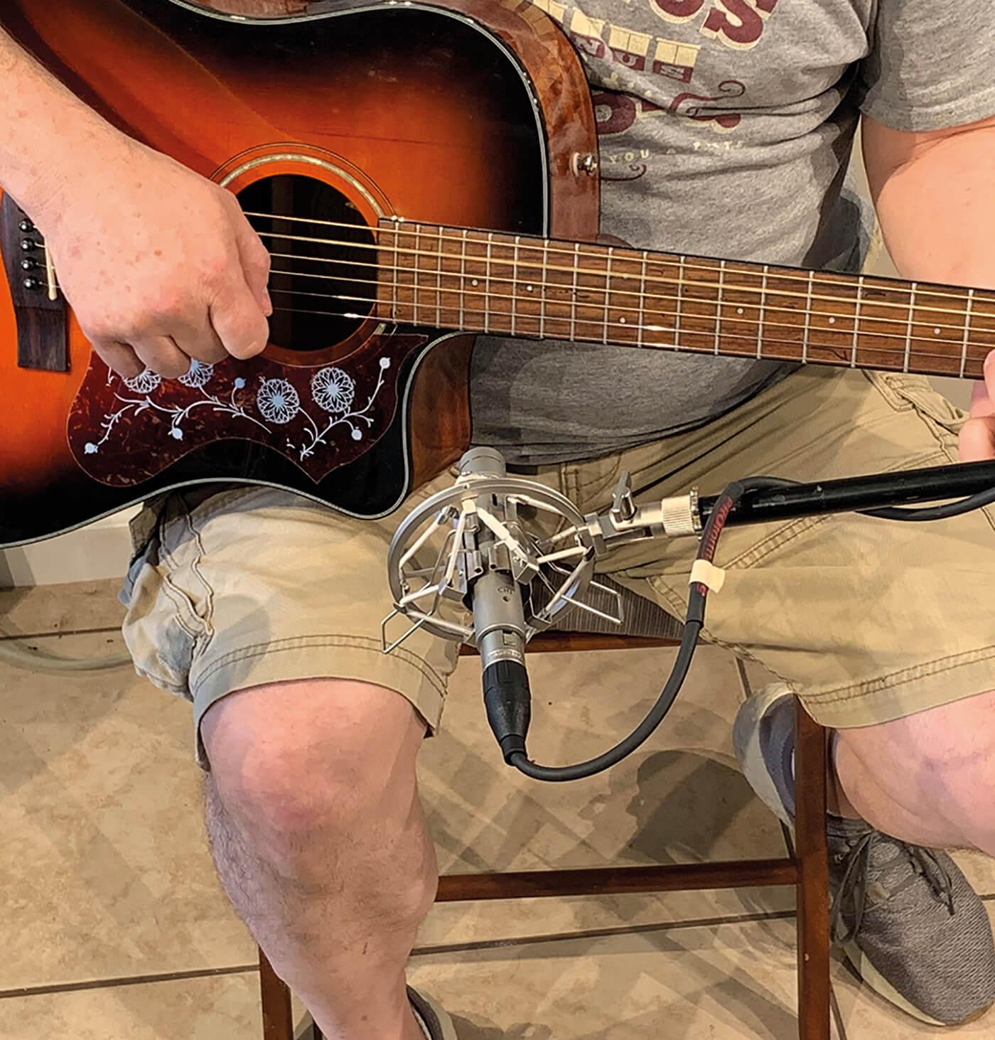 Recording Guitars In Studio One 7