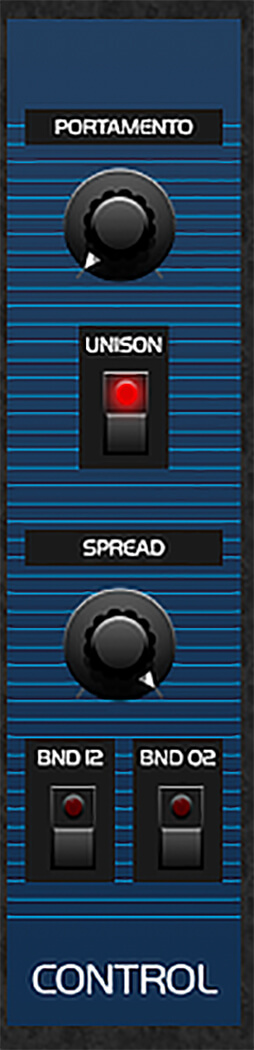 P20 - Unison with spread