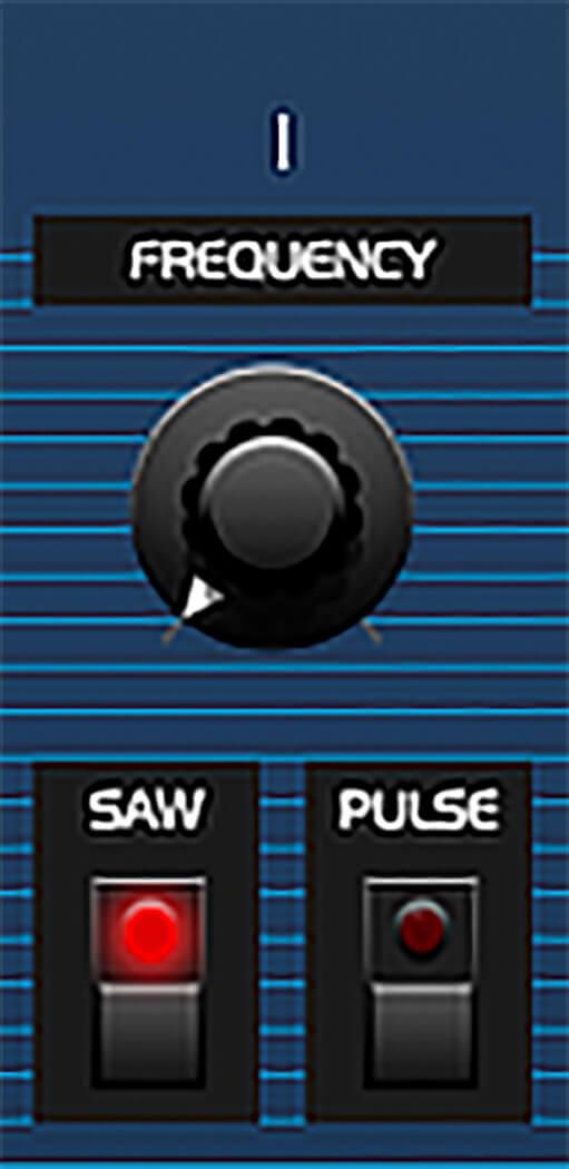 P7 - Osc1 Saw Tone