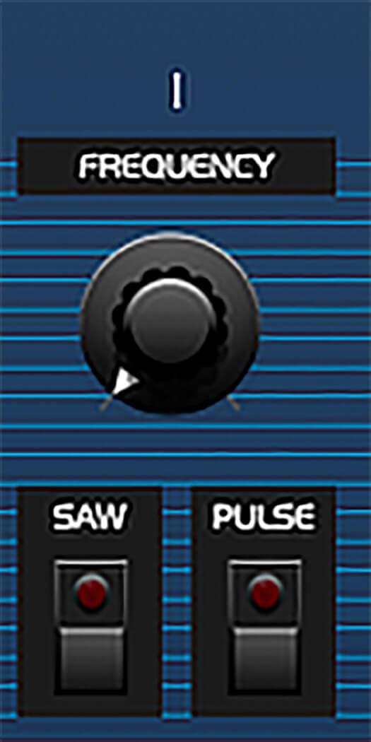 P8 - Osc1 Triangle Tone