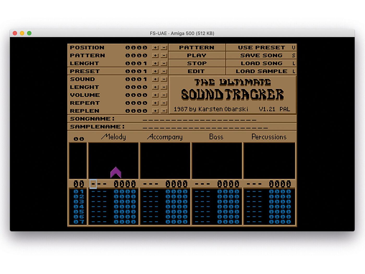 Ultimate Soundtracker