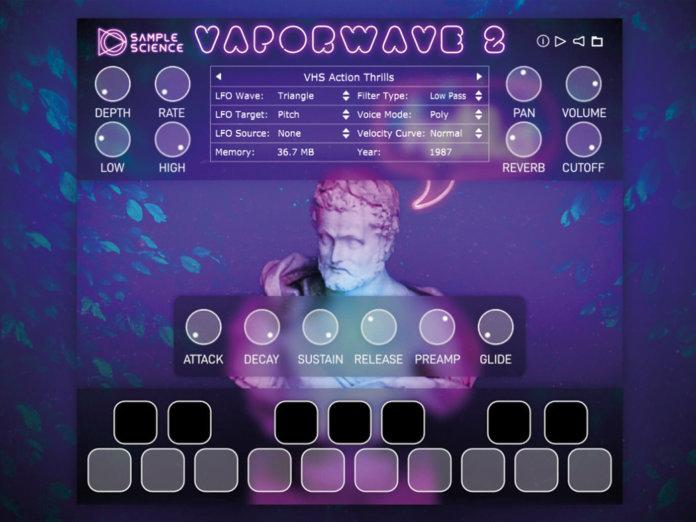 SampleScience Vaporwaves 2