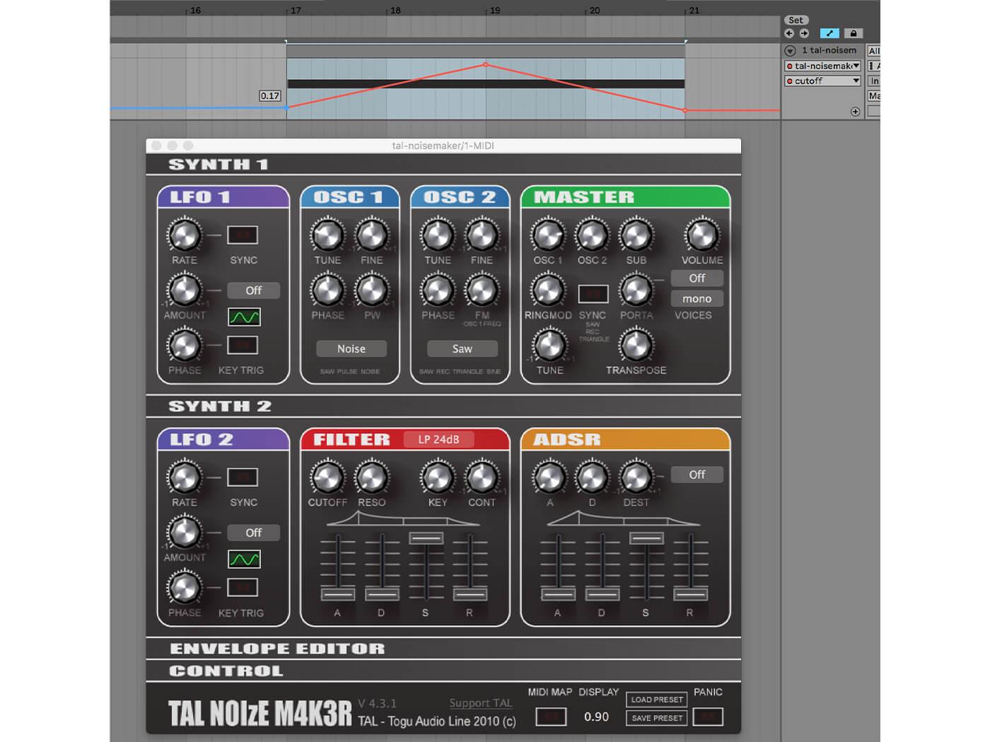 WW-TAL-Noisemaker-P3 - Automation