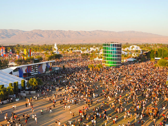 Coachella 2019. Photo: Presley Ann / Getty Images