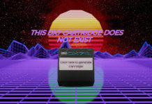 This DX7 Cartridge Does Not Exist