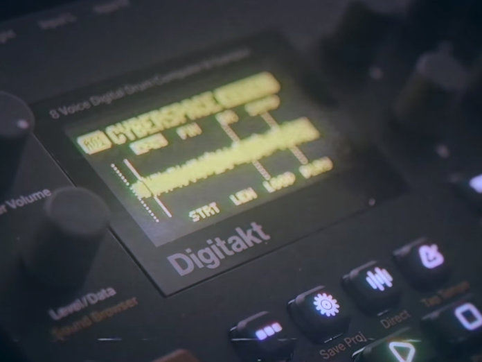 elektron digitakt