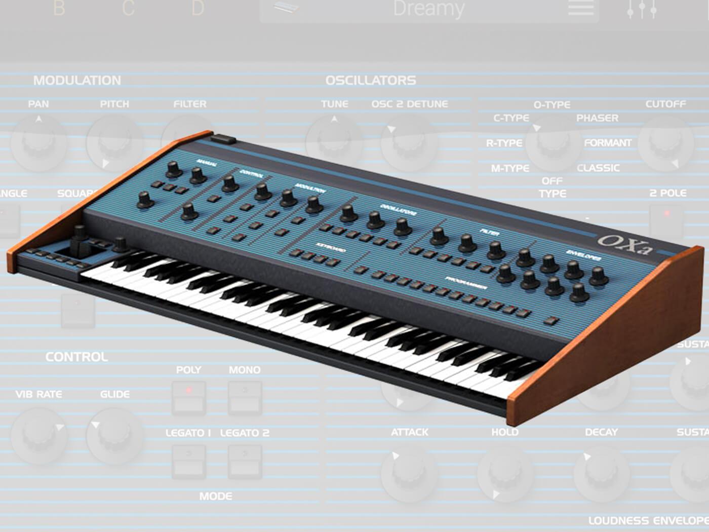 IK Multimedia gives away Oberheim emulator, Syntronik OXa | MusicTech