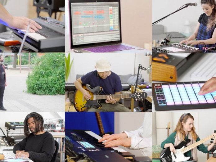Made In Ableton Live