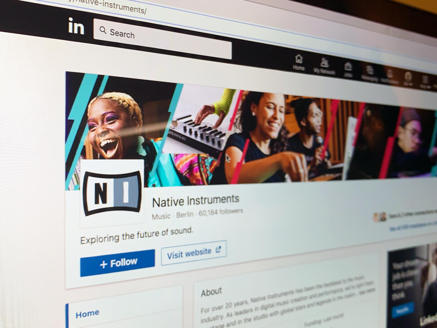 Native Instruments allegations