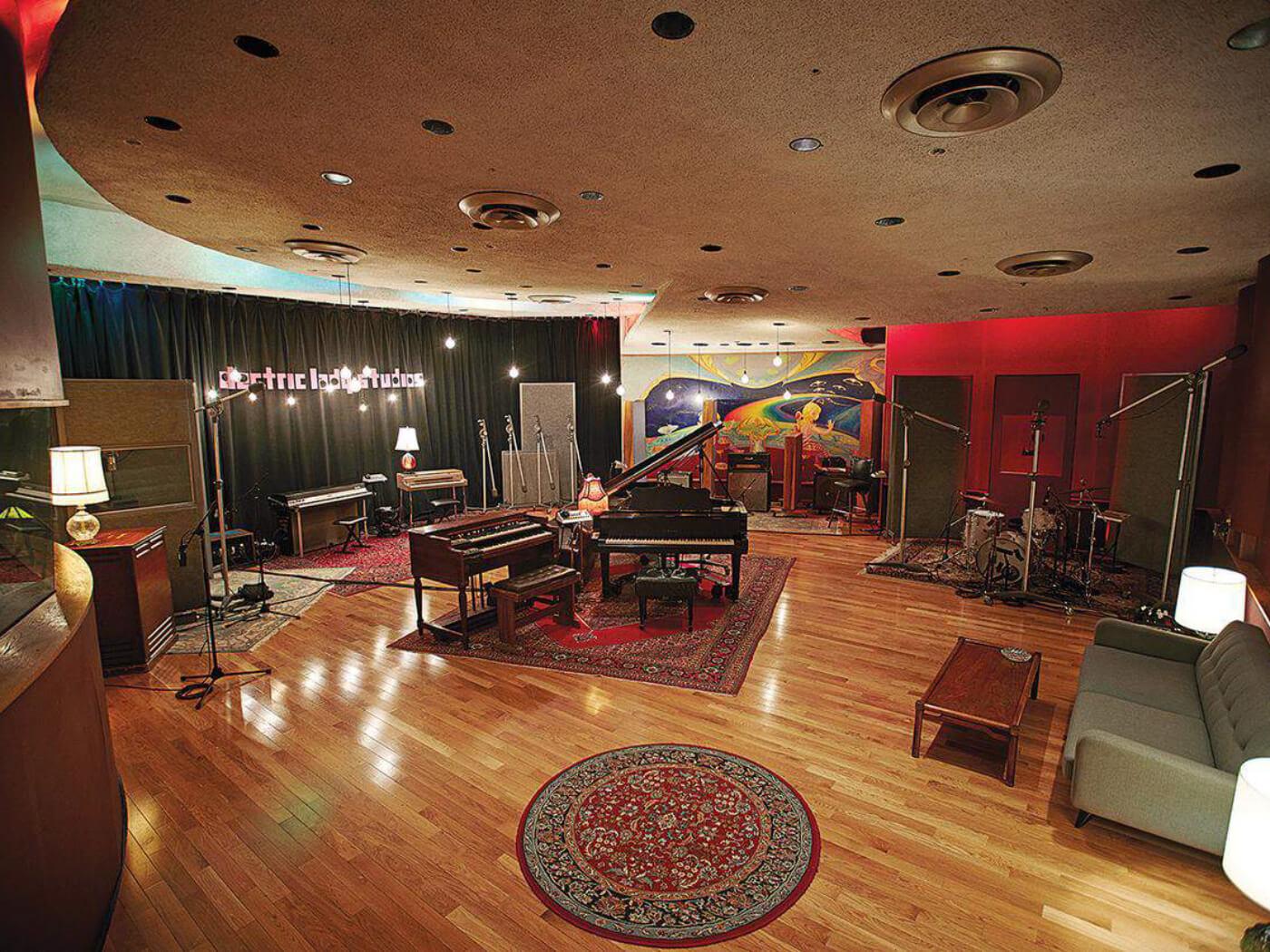 wsdg electric lady studio