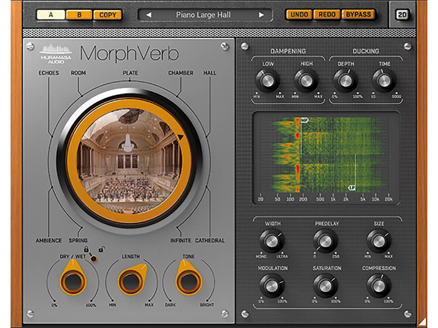Muramasa Audio MorphVerb