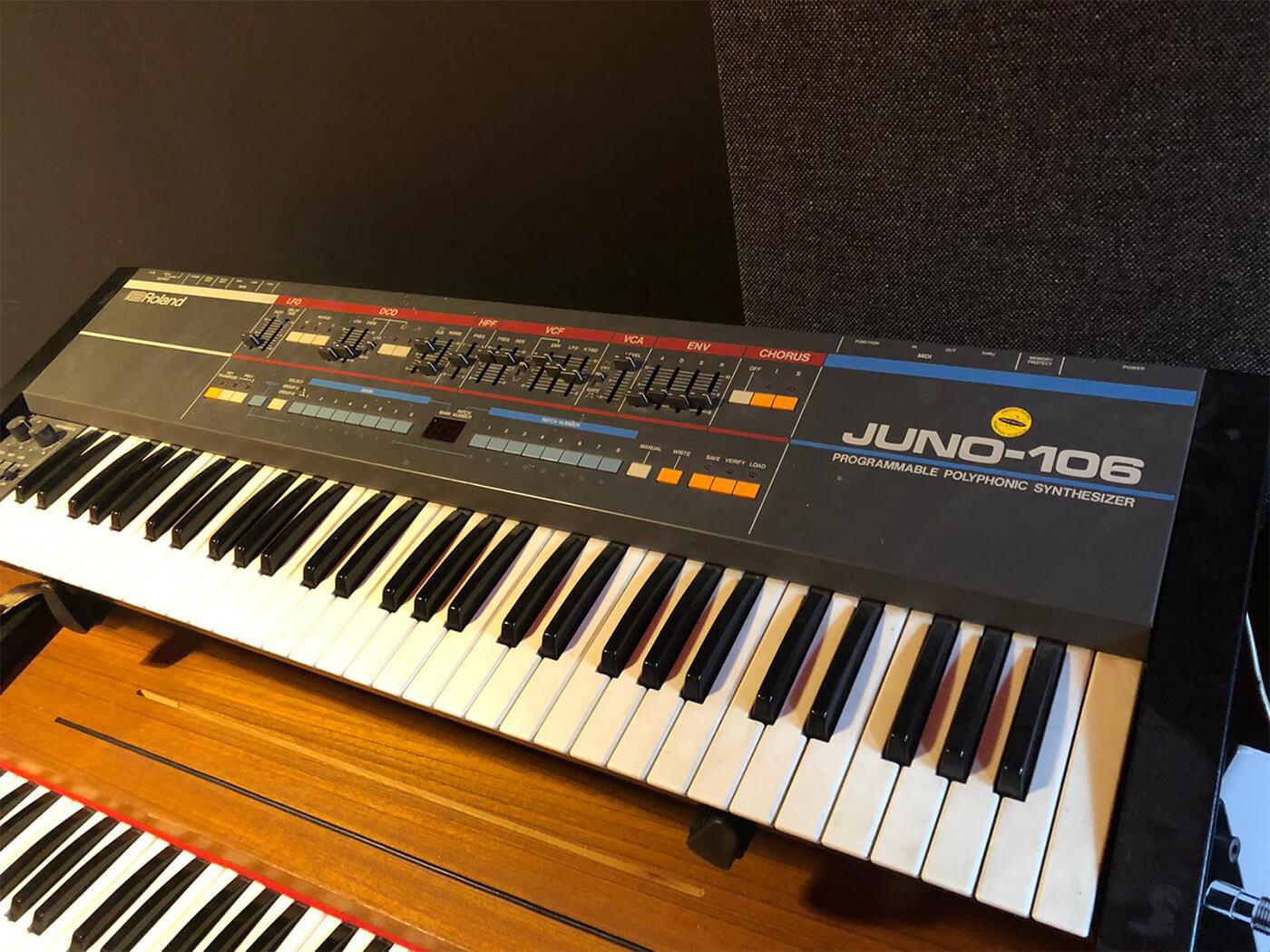 Joe Hertz Roland Juno 106