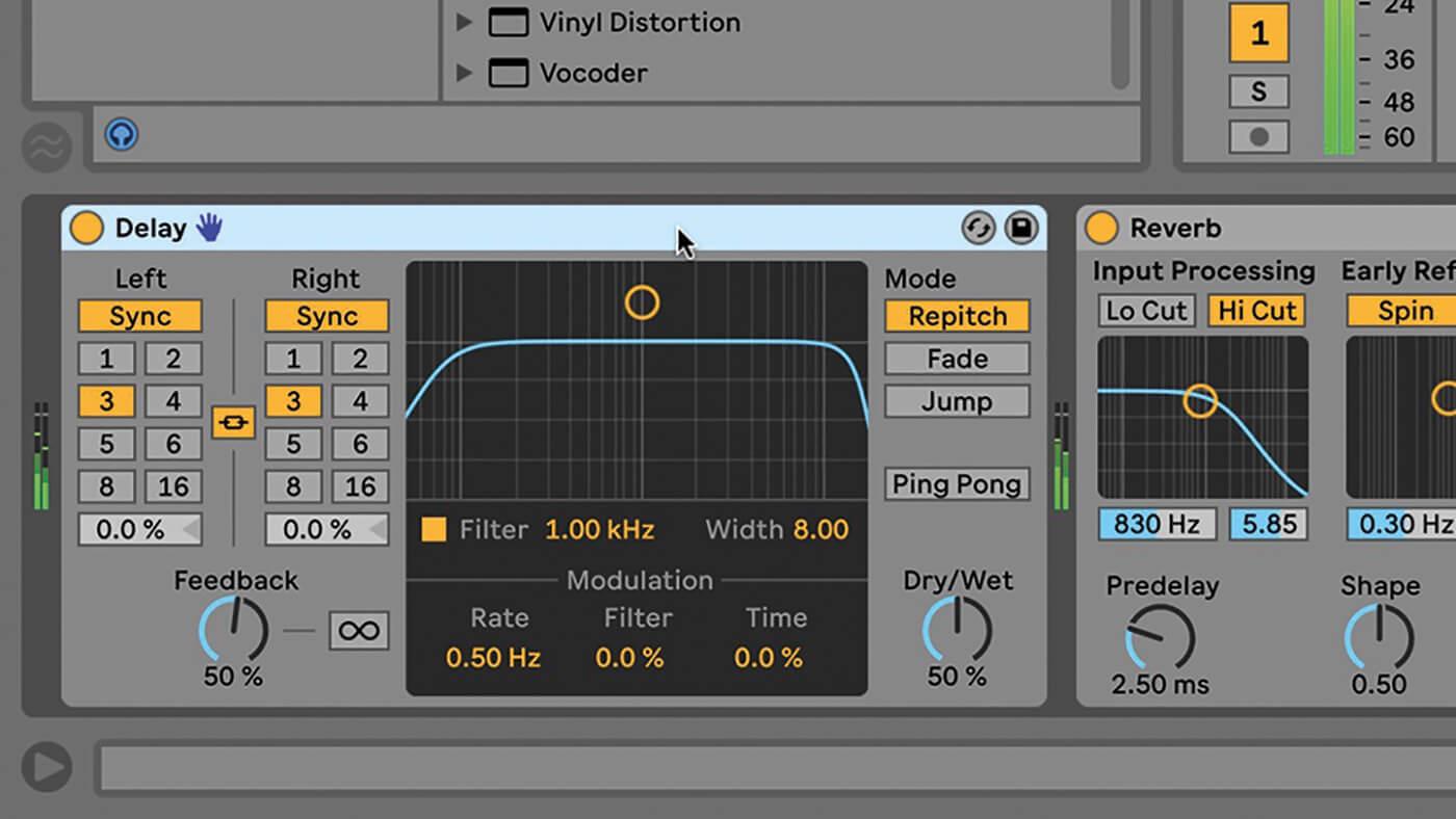MT209 Ableton TUT Live Arrangement 10