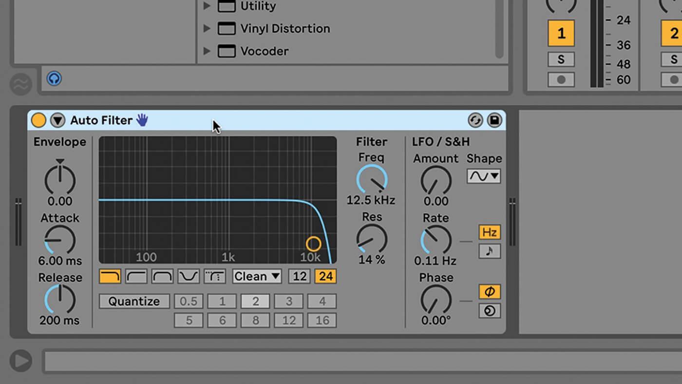 MT209 Ableton TUT Live Arrangement 13