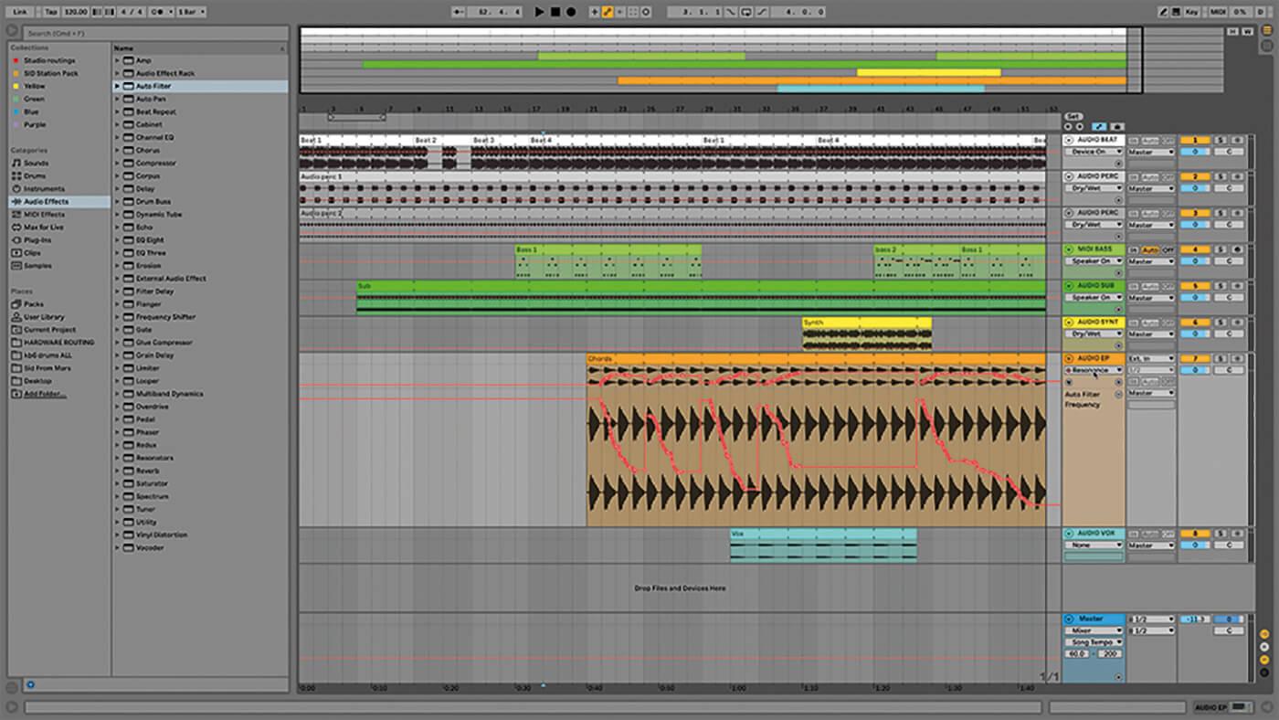 MT209 Ableton TUT Live Arrangement 15
