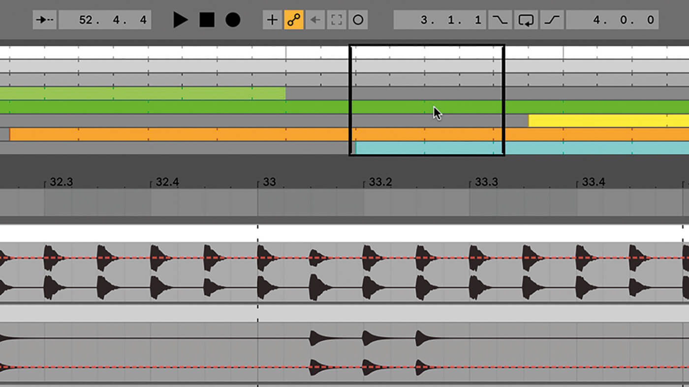 MT209 Ableton TUT Live Arrangement 17