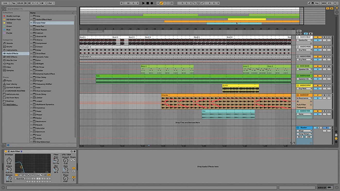 MT209 Ableton TUT Live Arrangement 18