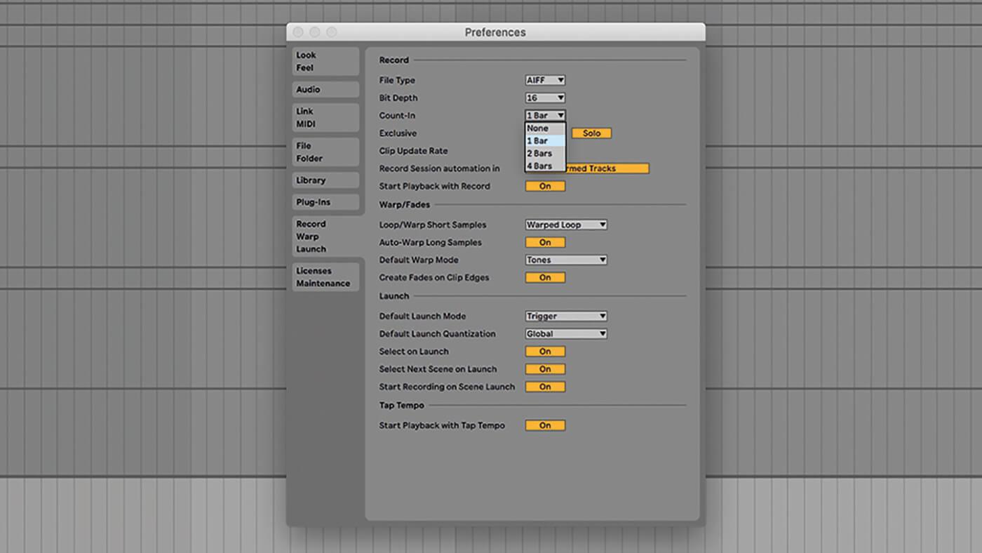 MT209 Ableton TUT Live Arrangement 7