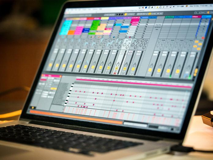 Ableton Live MacBook
