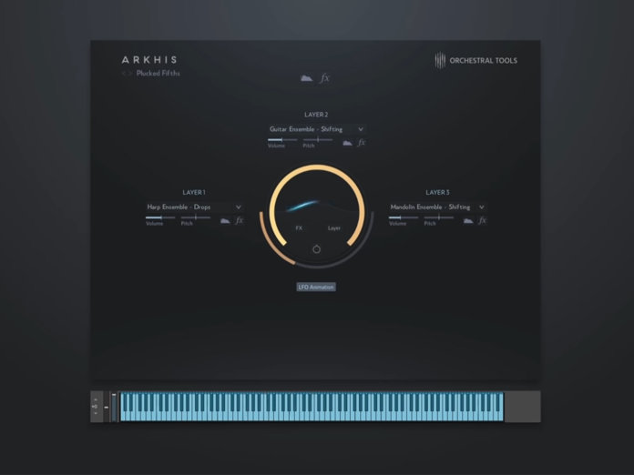 Native Instruments Orchestral Tools Arkhis