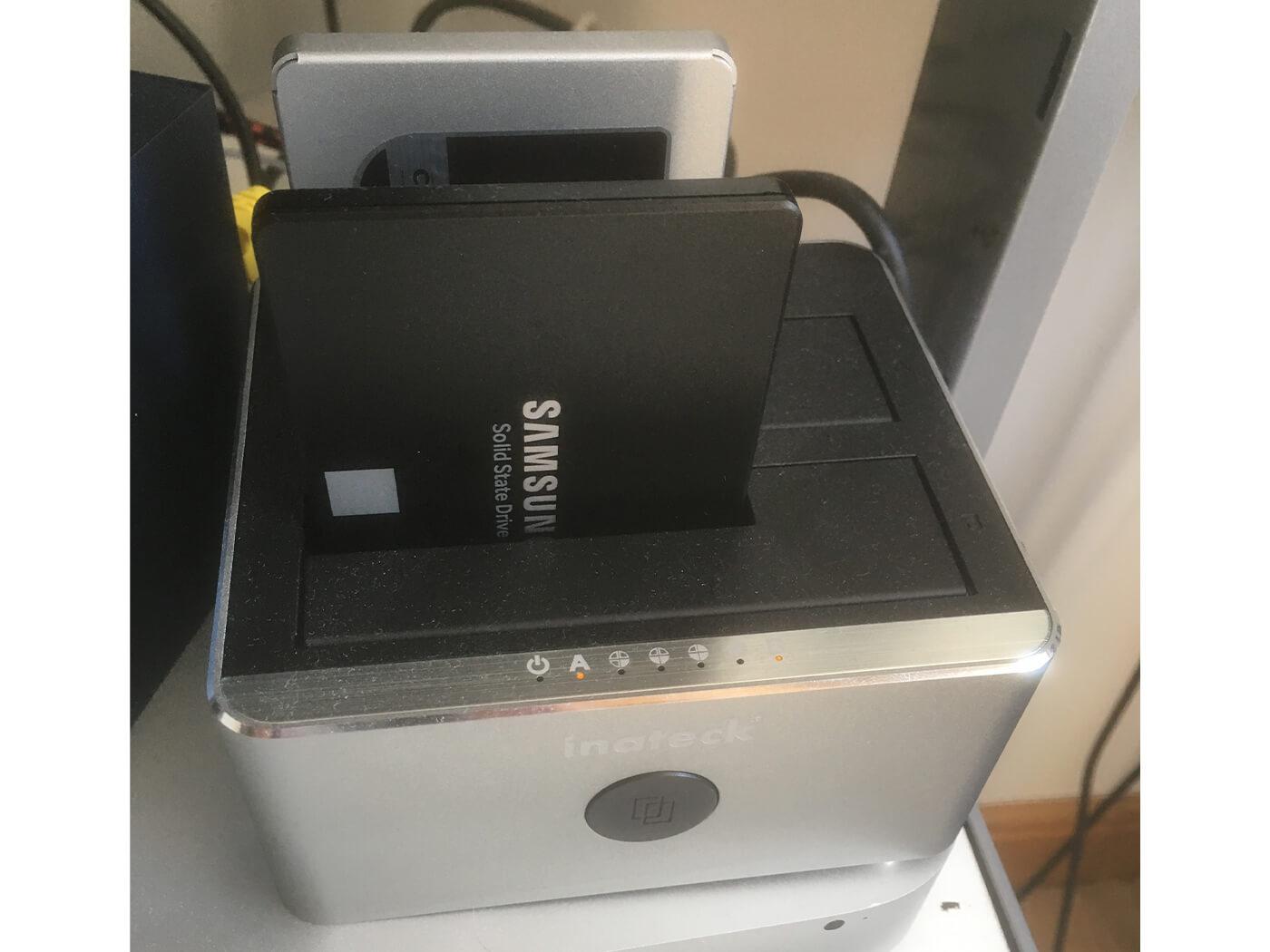 Inateck SSD Hub