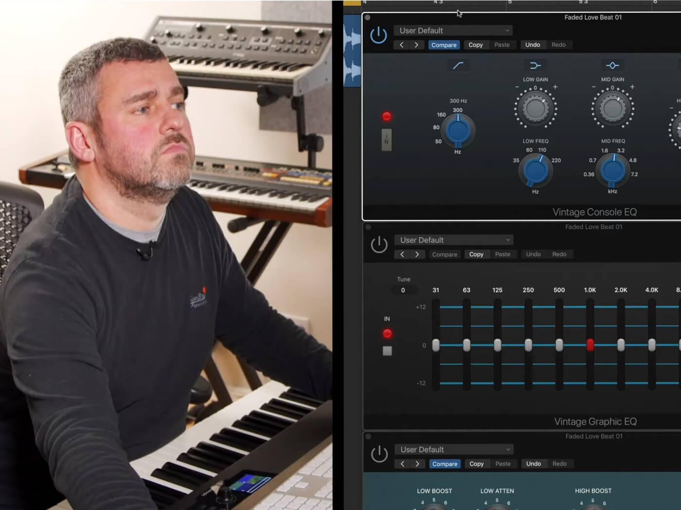 Understanding Logic Pro X's Vintage EQ collection | MusicTech