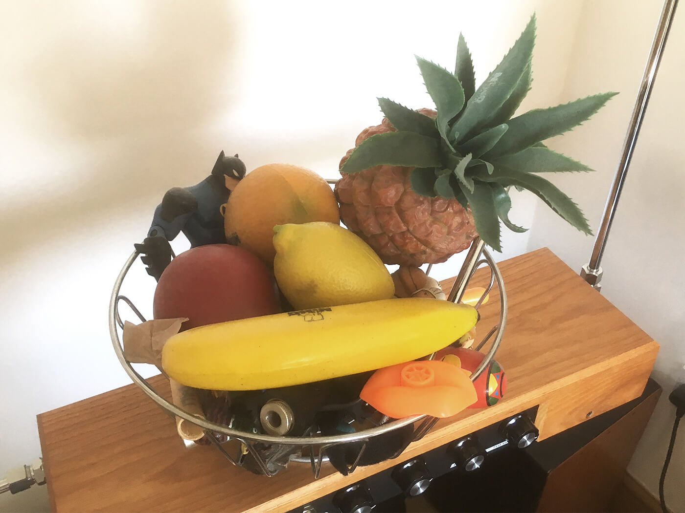 Musical Fruitbowl