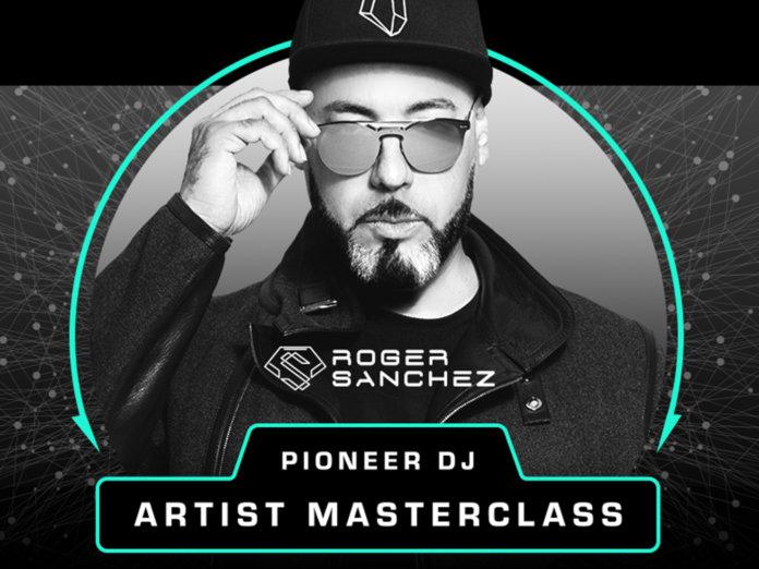 Pioneer DJ Roger Sanchez