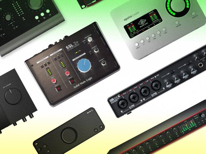 8 best audio interfaces under $500 2021