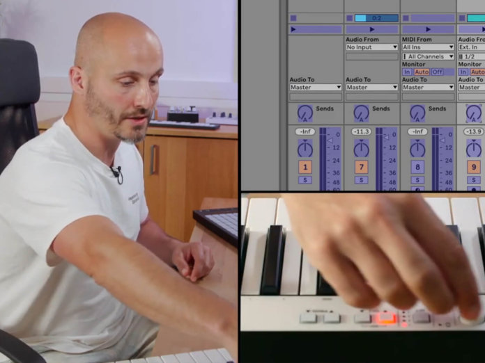 Ableton Live MIDI Map