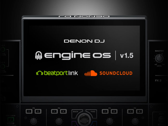 Denon DJ Beatport Link Engine OS 1.5