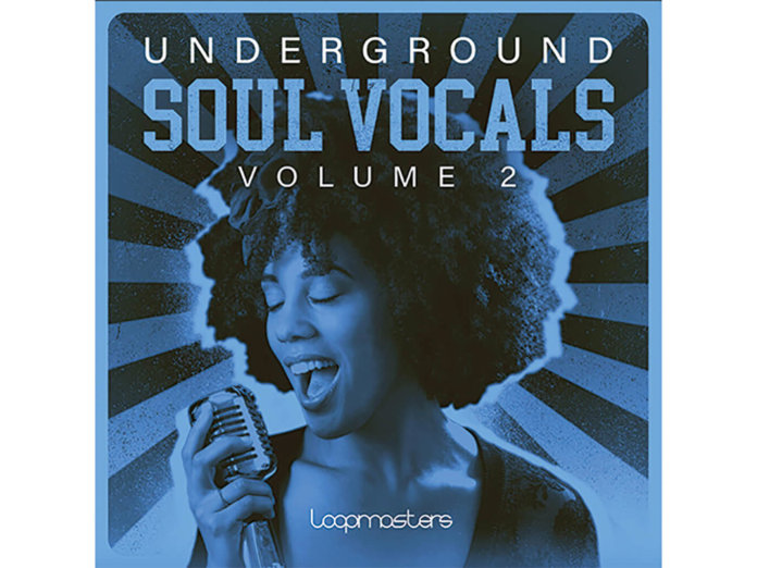 Loopmasters Ungerground Soul Vocals