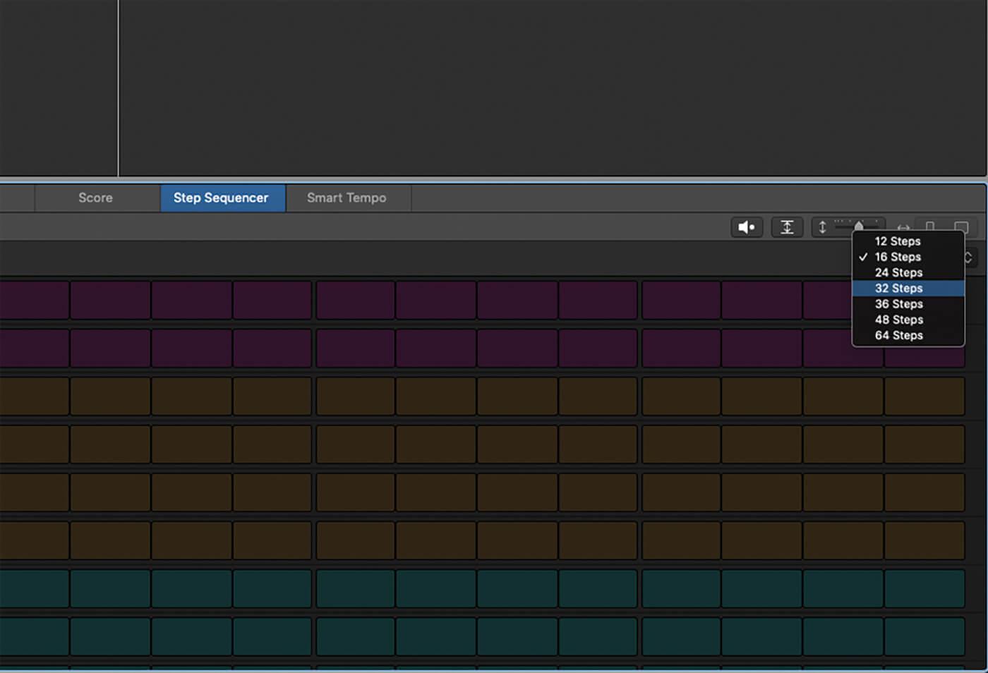 MT210 Logic Workshop Step Sequencer 2