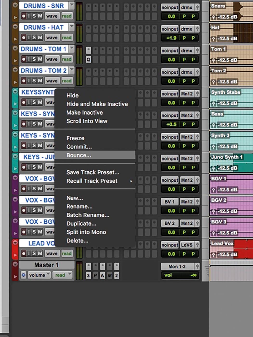 MT210 Pro Tools TUT 3