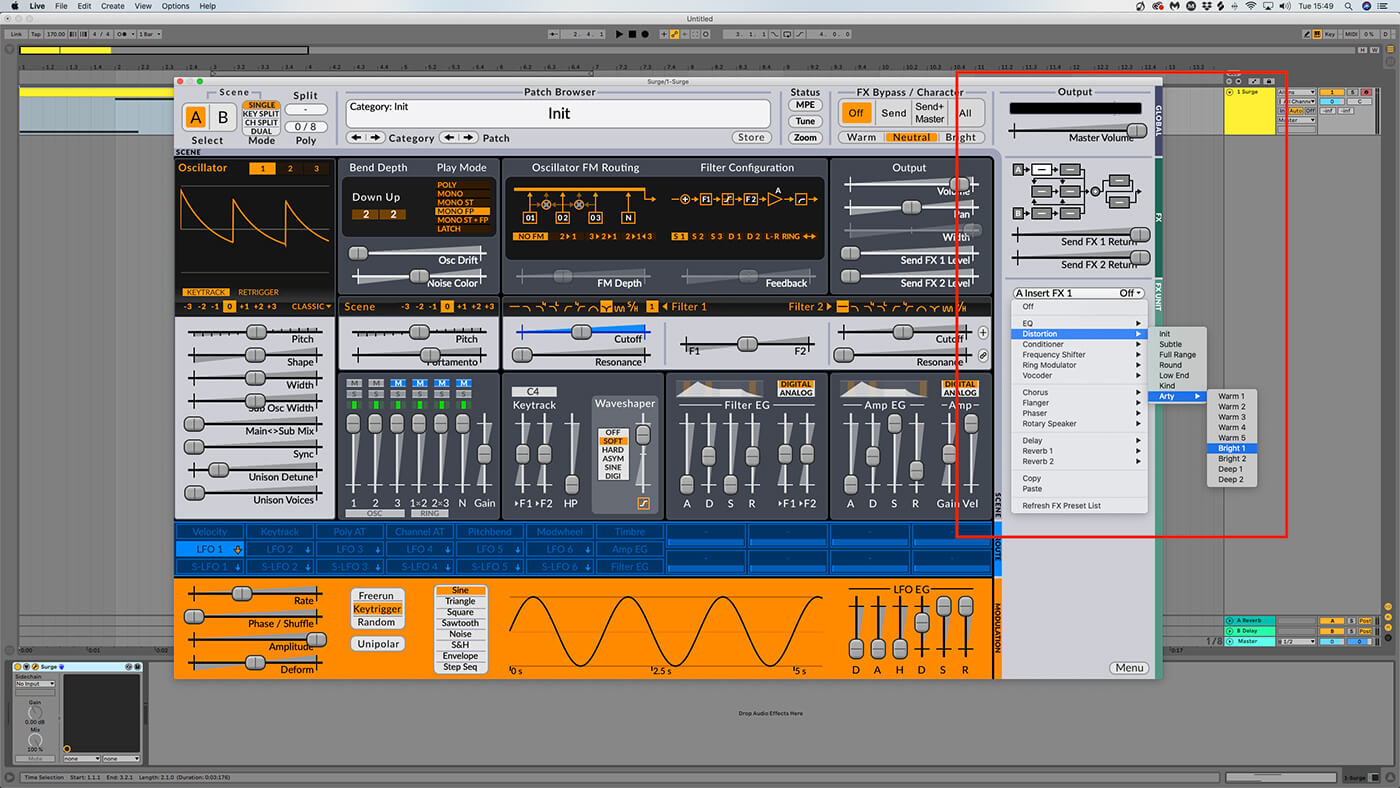 Weekend Workshop Making synth sounds with Surge P11