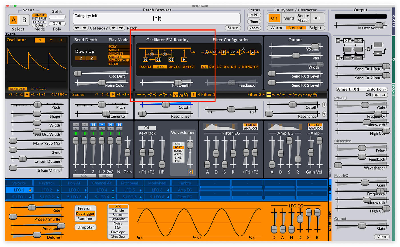 Weekend Workshop Making synth sounds with Surge P14