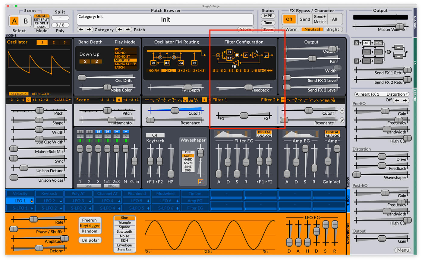 Weekend Workshop Making synth sounds with Surge P15