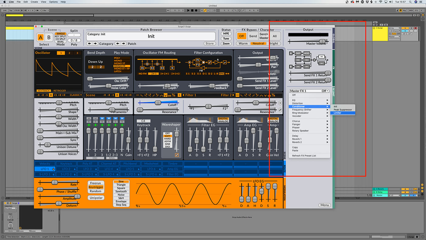 Weekend Workshop Making synth sounds with Surge P16