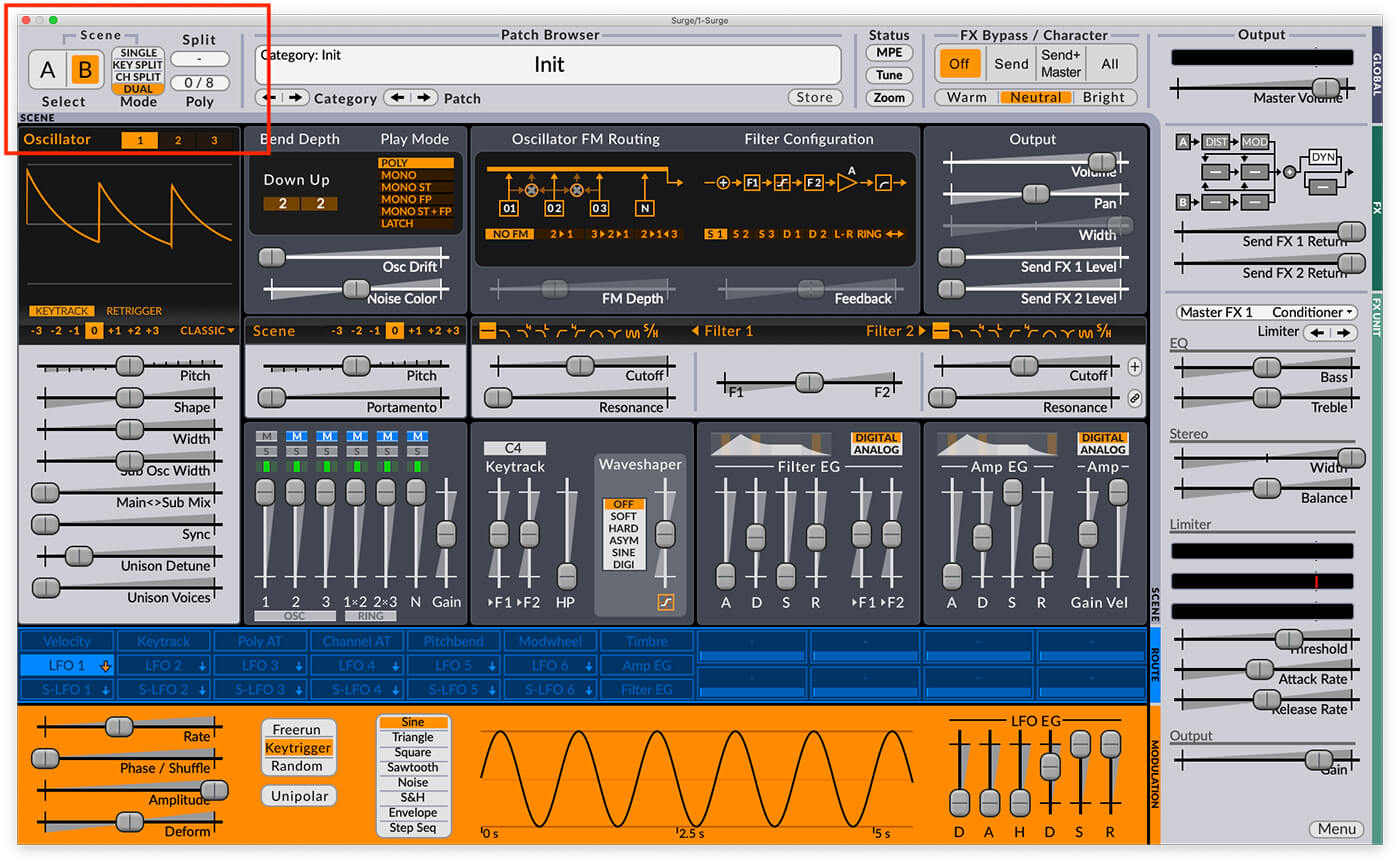 Weekend Workshop Making synth sounds with Surge P17
