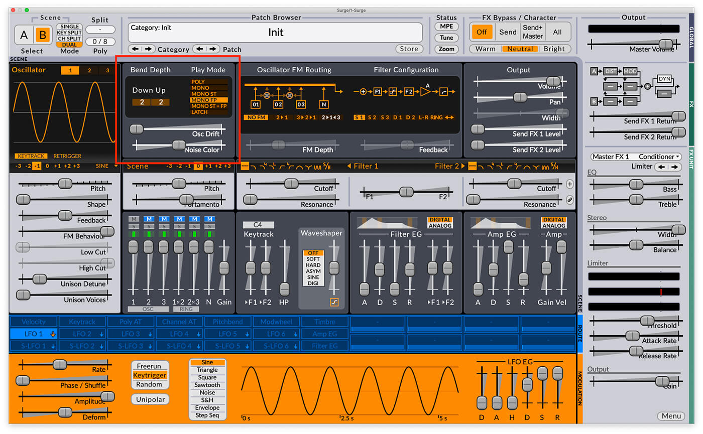 Weekend Workshop Making synth sounds with Surge P19