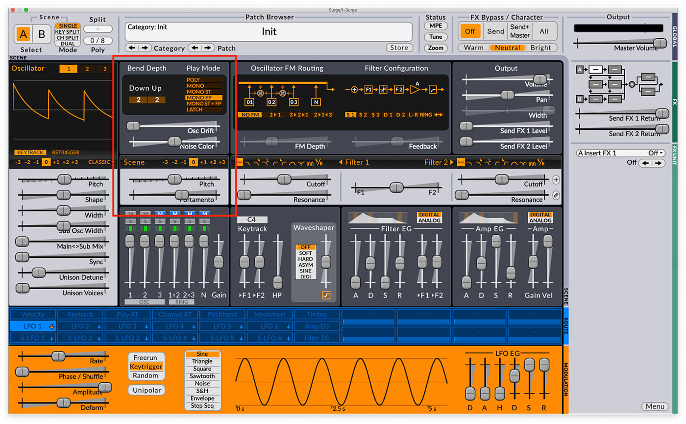 Weekend Workshop Making synth sounds with Surge P4
