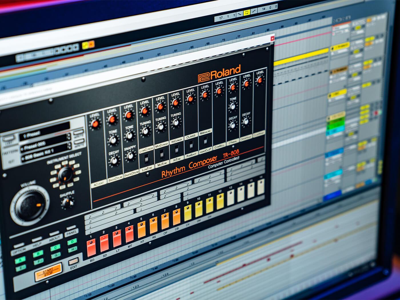Roland TR-808 Cloud