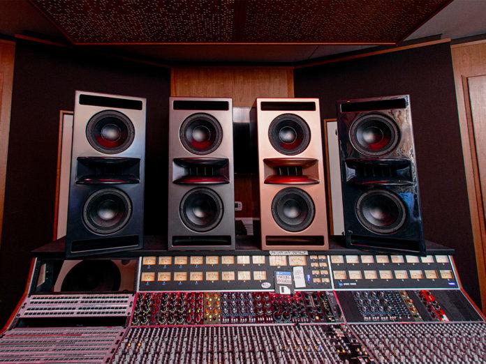 Symphonic Acoustics 2X8V